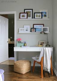 living room office combination. hide your desk cords with this simple fix an easy way to clear the clutter living room office combination a