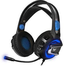 <b>Наушники CROWN CMGH-3001</b> black/blue: купить за 1976 руб ...