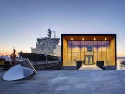 the federal center south building 1202 in seattle is a super sustainable home for the us army core of engineers beautiful office building