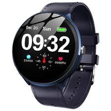 Smart Watch Accessories - <b>Kospet V12 Leather Smart</b> Watch was ...