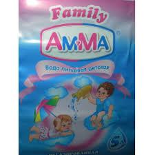 """Отзывы о Детская <b>питьевая вода</b> """"<b>Амма</b>"""""""