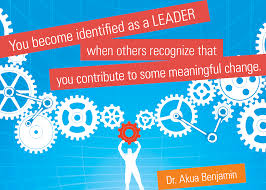 leadership development student success centre desmond you become identified as a leader when others recognize that you contribute to some meaningful change