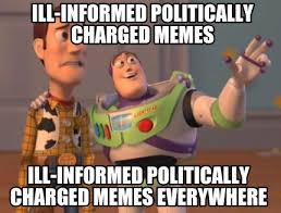 Meme Maker - Ill-informed politically charged memes Ill-informed ... via Relatably.com