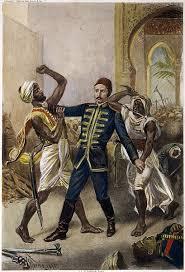 Файл:<b>Death</b> of General Gordon at Khartoum, by J.L.G. <b>Ferris</b>.jpg ...