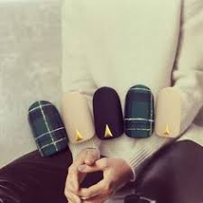247 <b>Best Argyle</b> & <b>Tartan</b> Fun images | <b>Plaid</b> nails, Nail <b>designs</b>, Nail ...