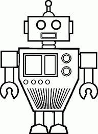 Small Picture Robot Coloring Pages 544573bd47900696e33ceccf8313143cjpg Coloring