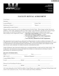 event contract template invitation templates facility rental event contract template invitation templates facility rental agreement form