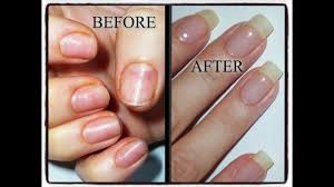 My Nail Journey-<b>Growing</b> Natural Nails after damage from <b>Acrylics</b> ...