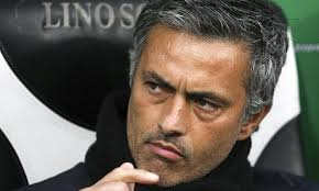 Chelsea boss Jose Mourinho was recently overheard criticising his clubs strikers. Chelsea sit top of the Premier League table, a point clear of Arsenal.