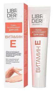 """Librederm <b>Крем</b>-<b>антиоксидант для рук</b> """"Витамин Е ..."""