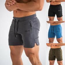 <b>Men's Sports</b> Training Bodybuilding <b>Summer</b> Shorts Workout Fitness ...