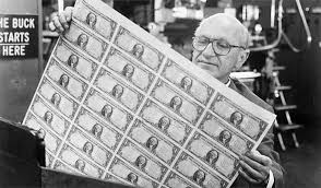 how economist milton friedman predicted bitcoin