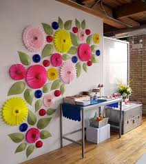 decorating ideas wall art decor:  ideas about paper wall decor on pinterest paper walls kirigami and scrapbook