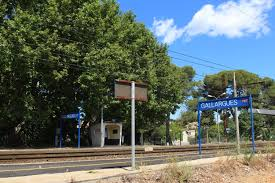 Gallargues station