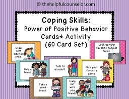coping skills strategies for children and teens the helpful copingskillspositivechoicesactivitythehelpfulcounselor
