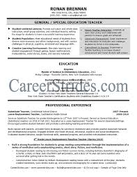 resume examples for teachers with experience  seangarrette coteacher resume resume examples for teachers   resume examples for teachers