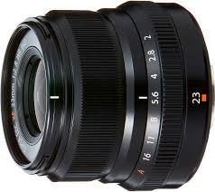 Купить <b>объектив</b> для фото <b>Fujifilm XF 23mm F2</b>.<b>0</b> R WR black в ...