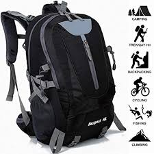 Andnyoutdoor 40L Waterproof Hiking Backpack ... - Amazon.com