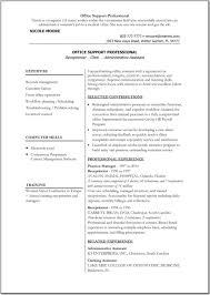 support professional great word formatted resume