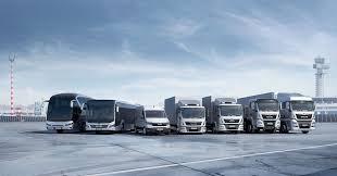 <b>St</b> Petersburg — <b>MAN</b> Truck & Bus