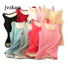 <b>Jvzkass</b> autumn and winter new double plus velvet vest women's ...