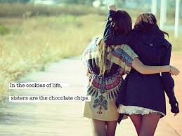 Sister Quotes on Pinterest   Sister Poems, Little Sister Quotes ... via Relatably.com