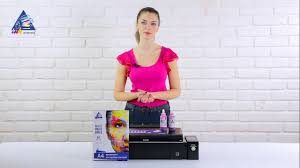 <b>Epson L805</b> - обзор и комплектация - YouTube