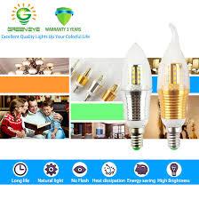GreenEye 10 шт. <b>светодиодный</b> светильник <b>E14</b> 220 в 7 Вт 9 Вт ...