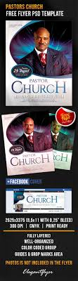 christian flyer templates christian flyer design nd pastors church flyer psd template facebook cover