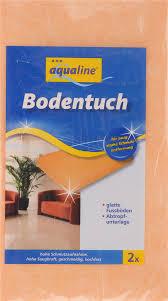 """Тряпка для мытья пола """"Aqualine"""", впитывающая, 50 х 60 <b>см</b>, 2 шт ..."""
