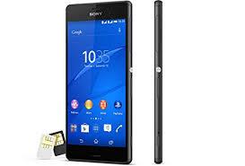 SONY Xperia Z3 Dual(Black): Amazon.in: Electronics