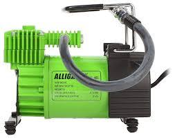<b>Автомобильный компрессор Alligator</b> AL-400 — купить по ...
