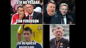 Los memes que dejó la humillación al Manchester United via Relatably.com
