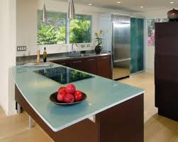 countertops popular options today: contemporary kitchen glass top contemporary kitchen glass top contemporary kitchen glass top