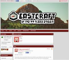 how to make a good looking enjin website minecraft blog