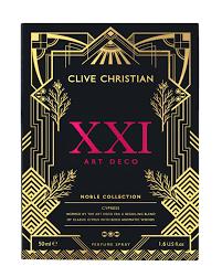<b>Clive Christian</b> Noble Collection <b>XXI</b> Art Deco: Cypress Perfume ...