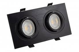 <b>Встраиваемый светильник Denkirs</b> DK3022-BK – купить в Москве ...