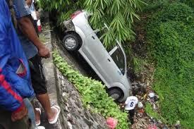 Mobil Masuk Jurang di Lampung Barat, 9 Penumpang Tewas