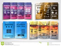 vector tri fold brochure template design or flyer layout stock vector tri fold brochure template design or flyer layout