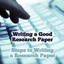 help me write a research paper