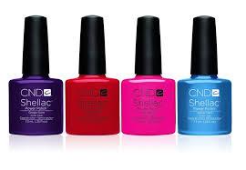 E' arrivata la <b>CND Shellac Summer Splash</b> Collection - Estate 2013 ...