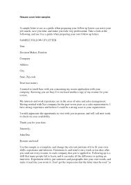cover letter resume letter examples resume letter samples nurse cover letter example cover letter for resume how to write a sample best template collectioncover templates