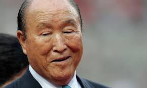 A crucial test of a new religion is whether it transfers to the next generation after its founder's demise, and with the death of the Rev Sun Myung Moon, ... - Rev-Sun-Myung-Moon--008