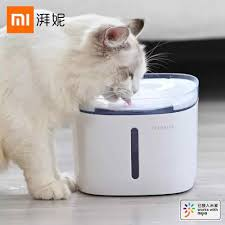 Original <b>Xiaomi Kitten Puppy</b> Pet Water Dispenser Fountain ...