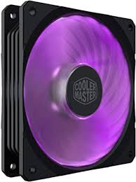 Cooler Master MasterFan SF120R RGB 120mm ... - Amazon.com