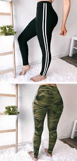 HOUZHOU Sweat Pants Women <b>Hot Sexy Camo</b> Slim Skinny ...