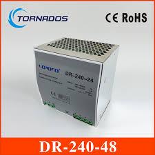 Купить <b>din rail</b> single output switching <b>power</b> supply <b>48v 240w</b> dr ...
