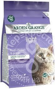 Купить <b>Сухой корм</b> для кошек <b>Arden Grange</b> диетический ...