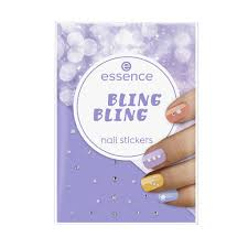 <b>Essence BLING BLING nail stickers</b> – House of Cosmetics