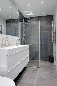 Creativity Modern White Bathroom Vanities Style Apartment Design Masthuggsliden 22 Apart In Gothenburg With Ideas